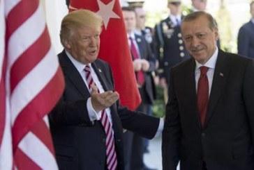 Трамп и Эрдоган обсудили катарский кризис