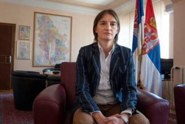 Премьер Сербии: новое правительство не будет вводить санкции против России