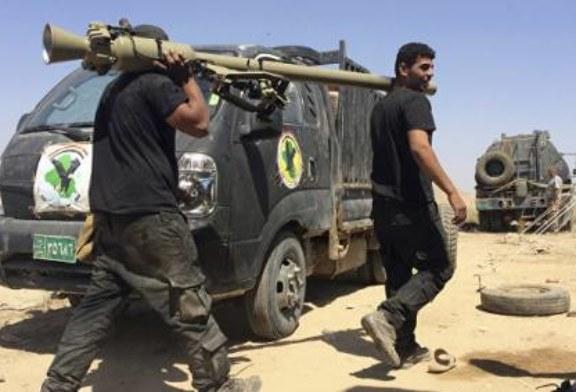 Военные начали наступление на позиции ИГ* в районах Старого города в Мосуле