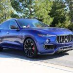 Любуемся: неприлично роскошный Maserati Levante от Larte Design
