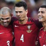 ВЦИОМ: россияне считали наиболее вероятным победителем КК-2017 Португалию