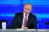 Путин: нельзя насильно втаскивать москвичей в программу реновации жилья