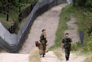 В ФСБ прокомментировали задержание российских пограничников на Украине