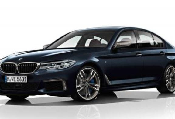 BMW  M550d оценили