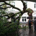 МЧС вновь предупредило москвичей об ухудшении погоды