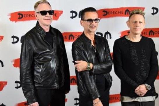 Книга о Depeche Mode выйдет на русском языке 1 июля