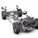 Новая Audi А8: на 160 км/ч с выключенным двигателем