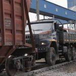 «Урал» протащил поезд весом 1000 тонн, но не смог затормозить