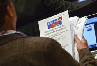 На немецкого политика написали заявление в полицию за слова о россиянах