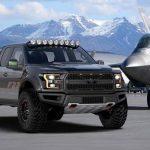 Ford F-150 Raptor стал истребителем