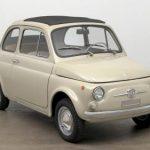FIAT 500 выставят в музее