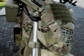 «Калашников» представит военный мотоцикл