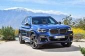 Озвучен прайс-лист на новый BMW X3