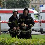 Подробности пожара на Арбате: погибли пенсионеры