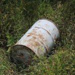 Украинские охотники за металлом разворовали свалку радиоактивных отходов