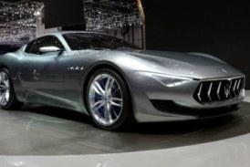 Электро-Maserati к 2020 году
