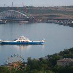 Киев выразил протест России из-за ограничений в Керченском проливе