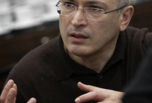 Ходорковский назвал вредной идею КПРФ выплачивать природную ренту наличными