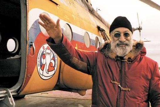 Легендарный путешественник Артур Чилингаров: «Перед погружением написал прощальное письмо»