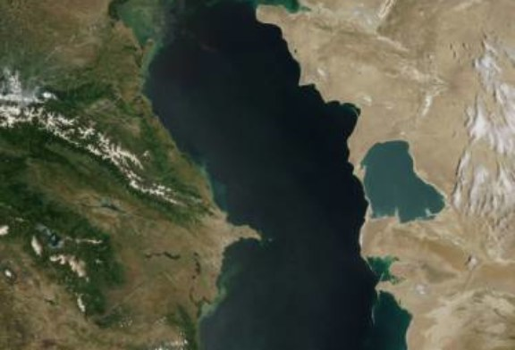 Ученые назвали срок исчезновения российской части Каспийского моря