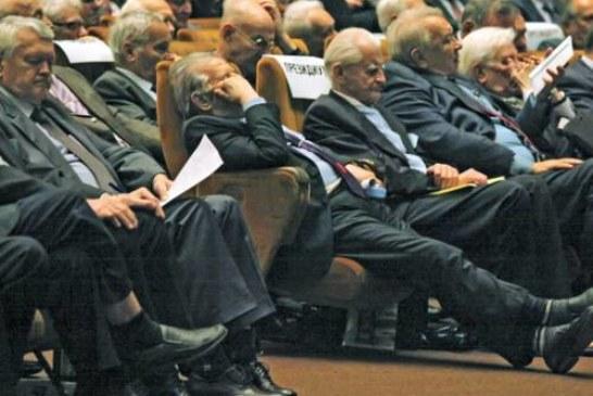Момент истины в Академии наук: выборы президента РАН начались напряженно