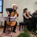 Виолончелист Фридер Бертольд: «Нельзя превращать концерт в массовое сборище!»