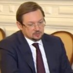 Замминистра Журавский о списке неугодных: «Бред — он и есть бред!»