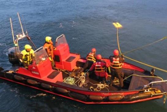 На месте падения Ми-8 в Норвегии российские спасатели ипользовали уникальный аппарат