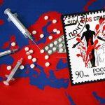 Россия вышла на первое место по темпам распространения ВИЧ: в группе риска все слои населения