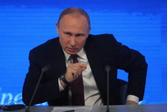 Путин подвел итоги «удачного» 2017 года