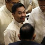 Известный боксер Пакьяо может стать президентом Филиппин