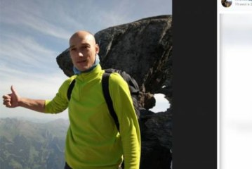 Следственный комитет назвал причину гибели бейсджампера Александра Погребова