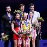 Русский триумф на московском чемпионате Европы по фигурному катанию