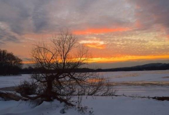 За весь декабрь солнце светило над Москвой меньше семи минут