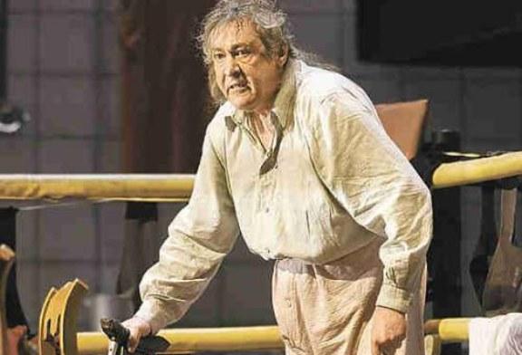 Михаил Ефремов в «Современнике» сыграл отставного мясника