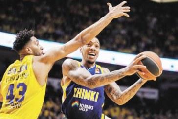 Баскетбольные «Химки» продолжают борьбу за трофей