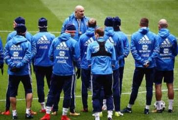 Футбольная сборная России опустилась на 63-е место в рейтинге ФИФА