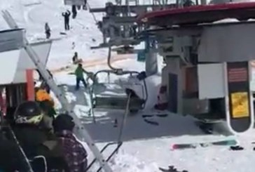 Мясорубка на курорте Гудаури: от «взбесившегося» подъемника пострадали 11 человек