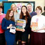 Книги «Всероссийской школьной летописи» попали в Российскую государственную детскую библиотеку