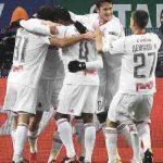 «Локомотив» разгромлен «Атлетико» в Москве в матче 1/8 финала Лиги Европы