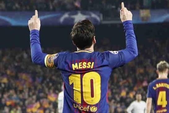 Футбол, Лига чемпионов: сотый гол Месси и крах осторожного Моуринью