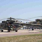 СМИ: в Чечне упал вертолет ФСБ Ми-8, есть жертвы