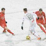 Российский футбол ждет революция: запретят играть в жару и стужу