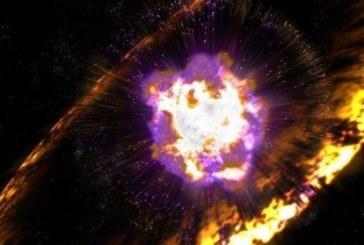 Российские астрономы стал свидетелями зарождения звезды размером с солнце