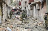 Четверо российских военных погибли при атаке боевиков в Сирии