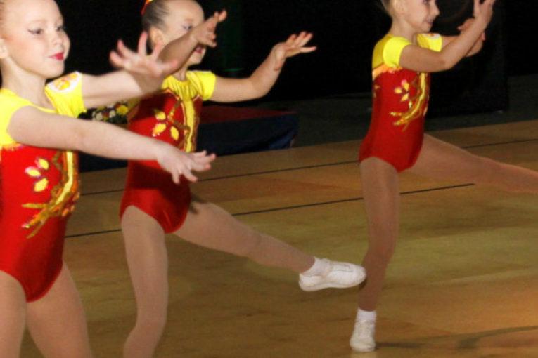Чемпионат Европы по эстетической гимнастике выиграли россиянки