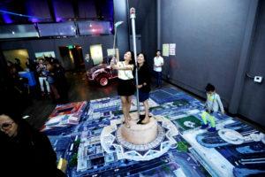 Фото с музея селфи в Америке 1