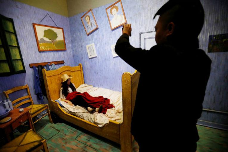 Первый в мире музей селфи открылся в Калифорнии