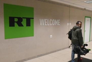 Russia Today не лишат лицензии в Британии в 2018 году