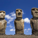 Тайна создания цилиндров на головах статуй острова Пасхи по мнению ученых